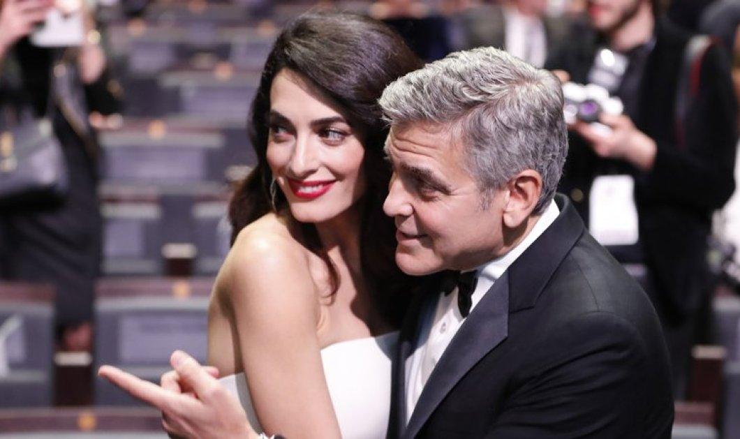 Amal Clooney: Η γυναίκα με τον τέλειο στυλίστα- Δείτε πως ντύθηκε για τα γενέθλια του άνδρα της, George Clooney - Κυρίως Φωτογραφία - Gallery - Video