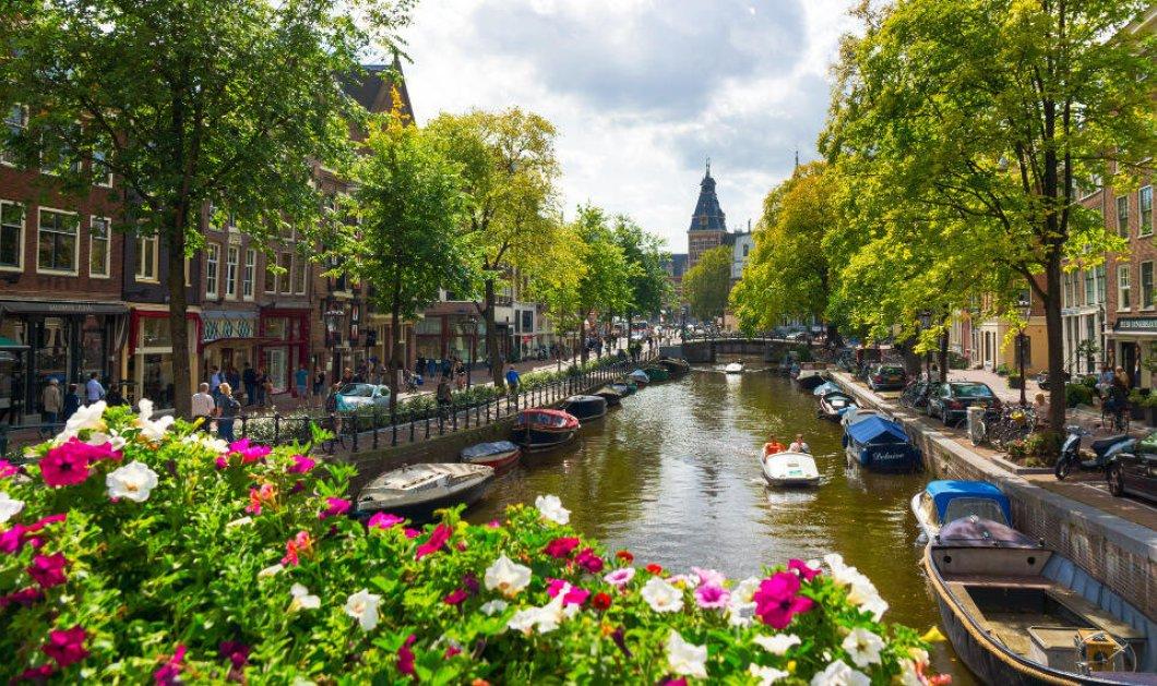 Ταξίδι στo Άμστερνταμ & διαμονή σε πλοίο- Νοικιάστε boat house στην πόλη με τα 1,2 εκατ. ποδηλατα! (ΦΩΤΟ) - Κυρίως Φωτογραφία - Gallery - Video