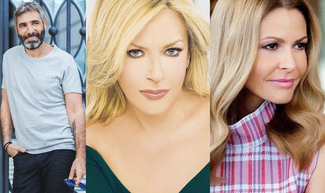 Και οι μαμάδες των Ελλήνων celebrities: Αθερίδης, Μπαλατσινού, Μπεκατώρου, Κωστάλας, Μοιραράκη & Σεμίνα Διγενη (ΦΩΤΟ) - Κυρίως Φωτογραφία - Gallery - Video