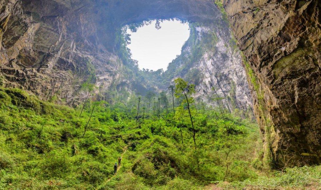 Εξερευνήστε το μεγαλύτερο σπήλαιο του κόσμου από τον καναπέ σας- Μοναδικές εικόνες που θα σας κόψουν την ανάσα (ΦΩΤΟ) - Κυρίως Φωτογραφία - Gallery - Video