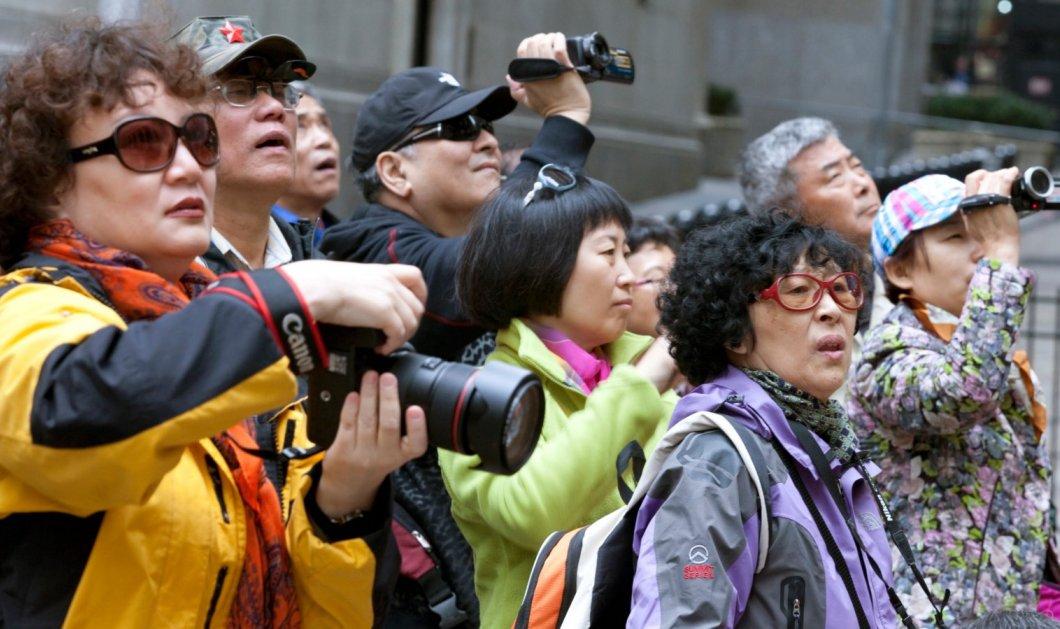 Σε ποιες ευρωπαϊκές χώρες αυξήθηκαν κατά 250% οι αφίξεις των Κινέζων τουριστών; - Κυρίως Φωτογραφία - Gallery - Video