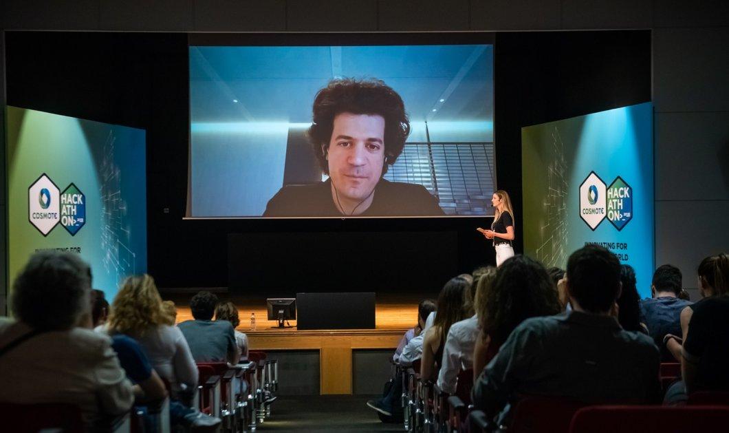 Πρωτοποριακές εφαρμογές υγείας, design & προστασίας περιβάλλοντος, οι νικήτριες ιδέες του COSMOTE HACKATHON - Κυρίως Φωτογραφία - Gallery - Video