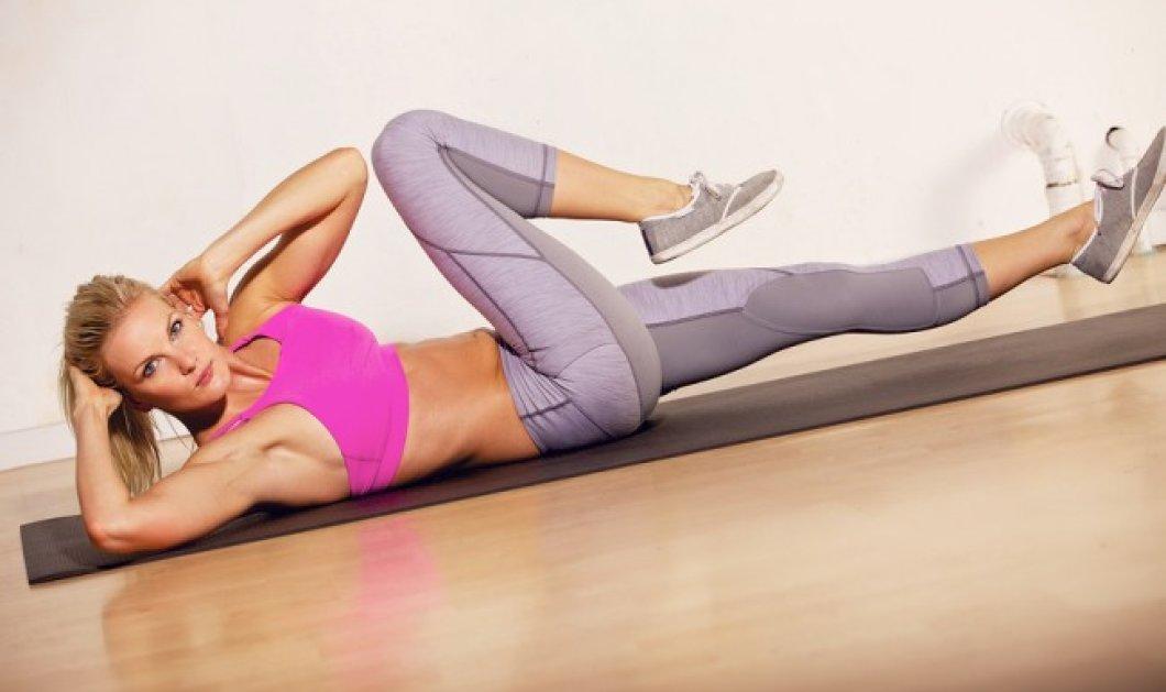 Αυτή είναι η άσκηση κοιλιακών που δεν πρέπει να κάνουν οι γυναίκες! - Κυρίως Φωτογραφία - Gallery - Video