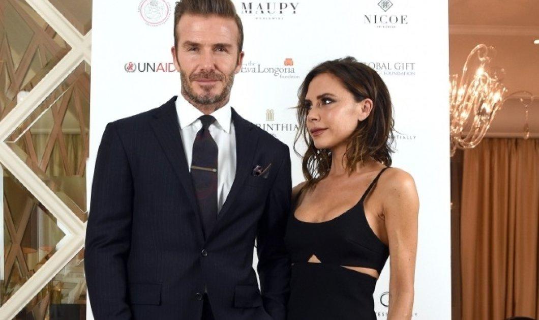 Τρυφερή σύζυγος η Victoria Beckham! Οι ευχές στον David για τα γενέθλιά του & η πανέμορφη φωτό με τα παιδιά τους! - Κυρίως Φωτογραφία - Gallery - Video