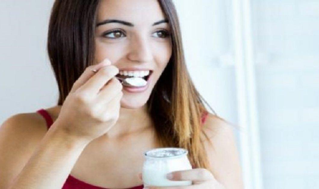 Το γιαούρτι είναι ευεργετικό για την υγεία μας, την χοληστερίνη, το εντεράκι μας και την ομορφιά! - Κυρίως Φωτογραφία - Gallery - Video