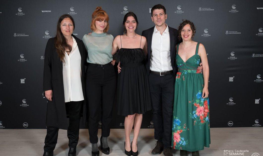 Σπουδαία διάκριση για την Ελληνίδα Ζακλίν Λέντζου στο Φεστιβάλ των Καννών - Κυρίως Φωτογραφία - Gallery - Video