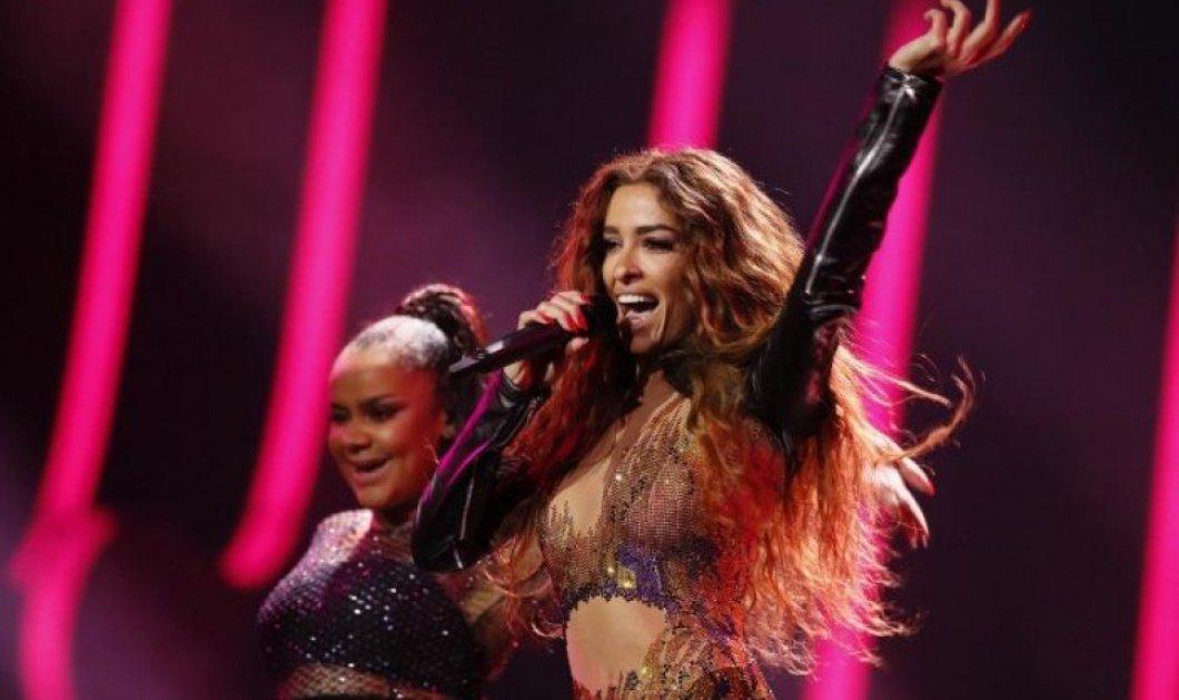Ελένη Φουρέιρα: «Παρ' ολίγον να λιποθυμήσω στη Eurovision» - Κυρίως Φωτογραφία - Gallery - Video