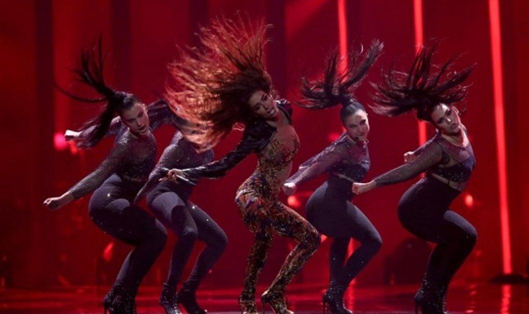 Η Ελένη Φουρέιρα έβαλε «Fuego» σε σόου της ισπανικής τηλεόρασης φορώντας λεοπάρ φόρμα (VIDEO) - Κυρίως Φωτογραφία - Gallery - Video