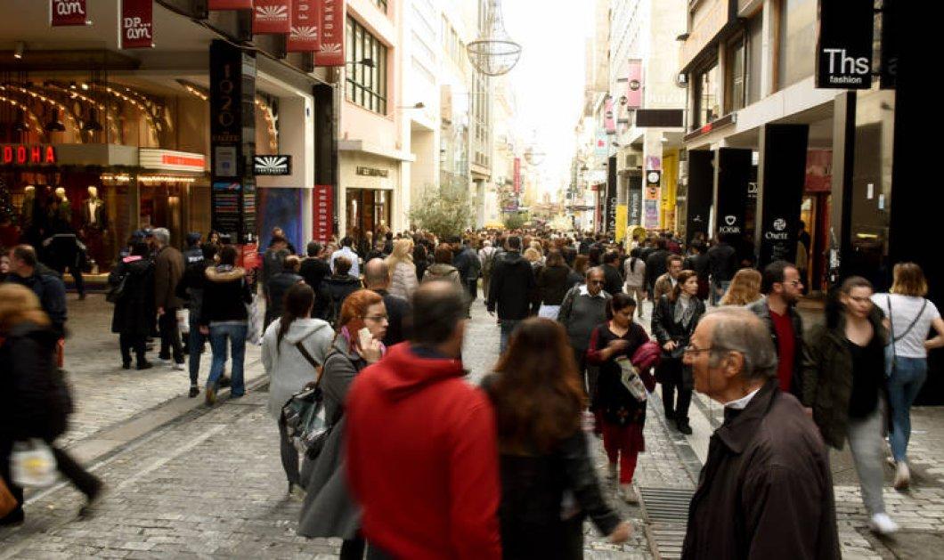 Ανοιχτά σήμερα τα καταστήματα- Το ωράριο λειτουργίας & οι ενδιαμεσες εκπτώσεις - Κυρίως Φωτογραφία - Gallery - Video