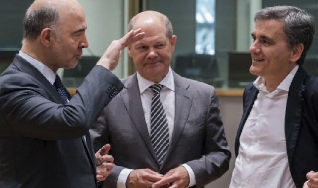 ΔΝΤ- Τόμσεν & Γερμανία τα βρήκαν για το ελληνικό χρέος- Ο Τσακαλώτος χαμογελά - Κυρίως Φωτογραφία - Gallery - Video