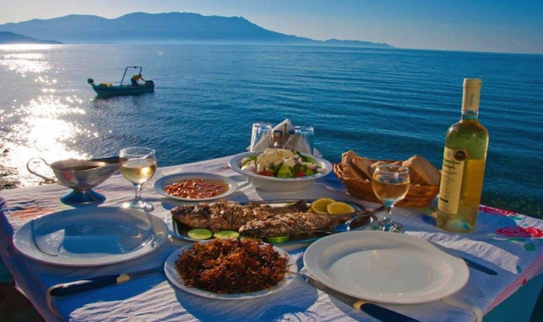 Ποιες είναι οι 10 πιο υγιεινές εθνικές κουζίνες με τις λιγότερες θερμίδες στο φαγητό τους; - Κυρίως Φωτογραφία - Gallery - Video
