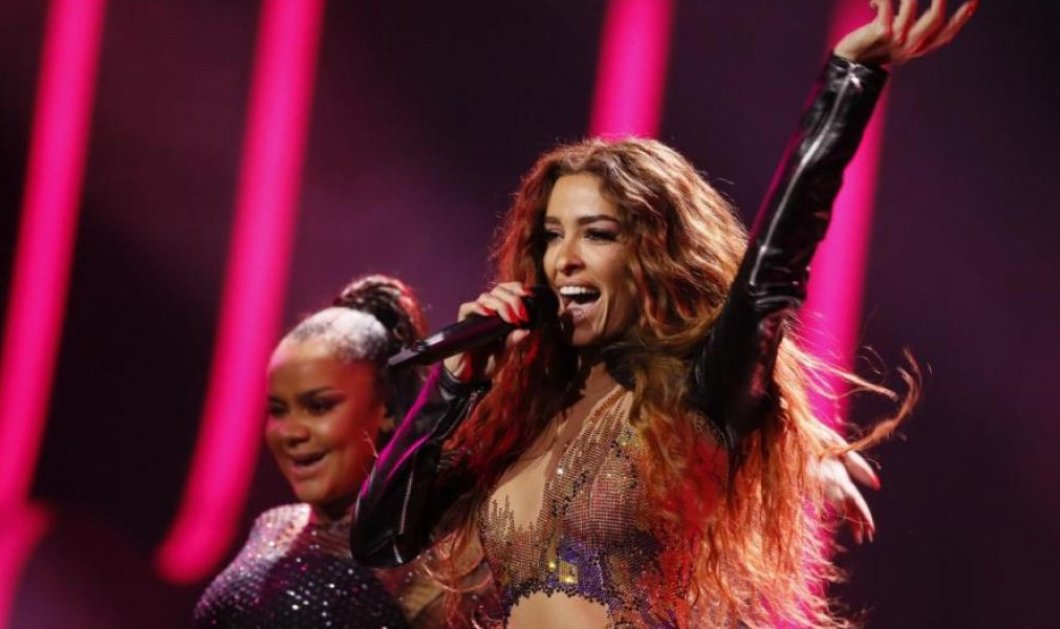 Eurovision: Οι πρώτες δηλώσεις της Ελένης Φουρέιρα μετά τον ημιτελικό- Πως σχολίασε τον αποκλεισμό της Ελλάδας (ΒΙΝΤΕΟ) - Κυρίως Φωτογραφία - Gallery - Video