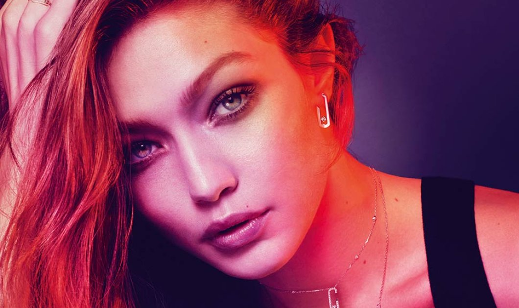 H Gigi Hadid σχεδίασε τη δική της σειρά κοσμημάτων για τη Messika (ΦΩΤΟ & VIDEO) - Κυρίως Φωτογραφία - Gallery - Video