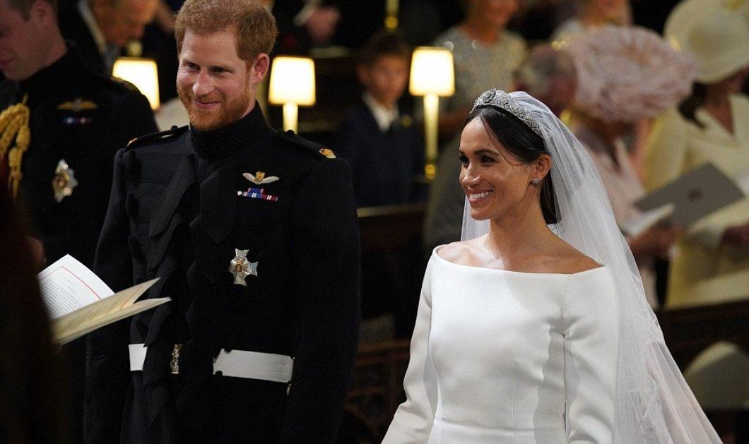 Ο παραμυθένιος γάμος του πρίγκιπα Harry & της Meghan Markle μέσα από δεκάδες φωτογραφίες - Κυρίως Φωτογραφία - Gallery - Video