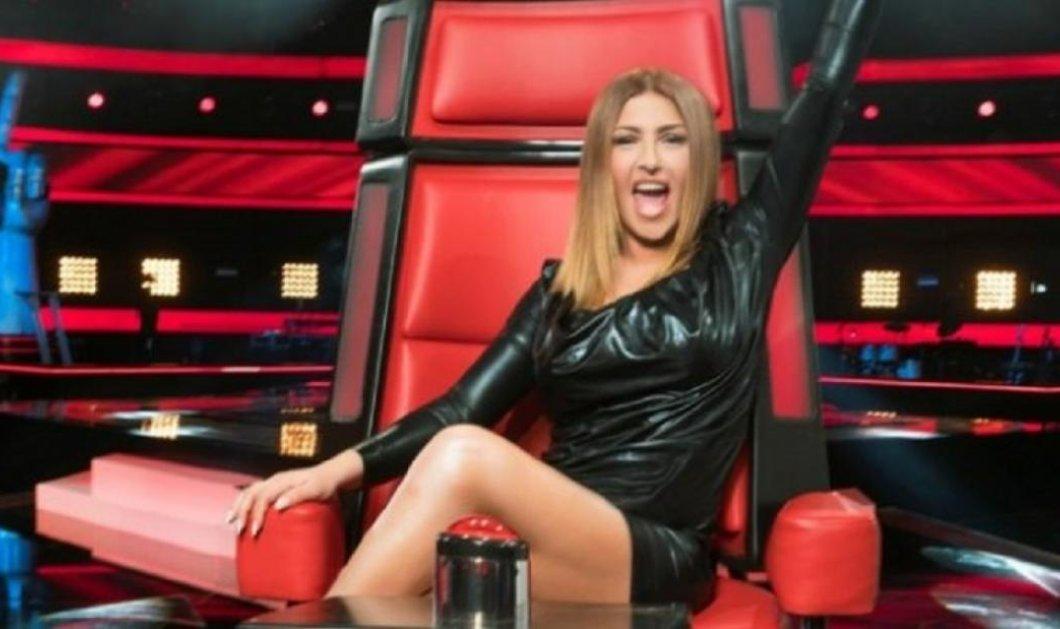 Η Έλενα Παπαρίζου εμφανίστηκε στο «The Voice» της Βουλγαρίας (ΦΩΤΟ & VIDEO) - Κυρίως Φωτογραφία - Gallery - Video