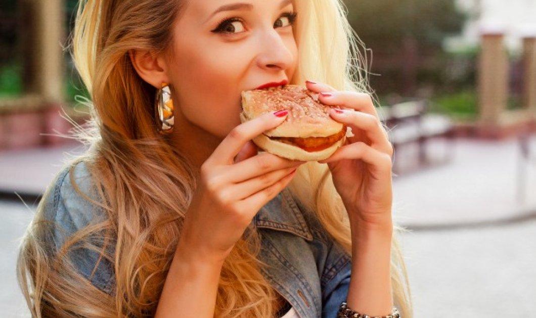 4+1 λόγοι που μας αρέσουν οι ανθυγιεινές τροφές!  - Κυρίως Φωτογραφία - Gallery - Video