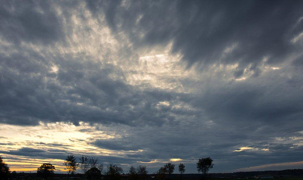 Άστατος ο καιρός- Συννεφιά & τοπικές βροχές- Που θα σημειωθούν καταιγίδες - Κυρίως Φωτογραφία - Gallery - Video