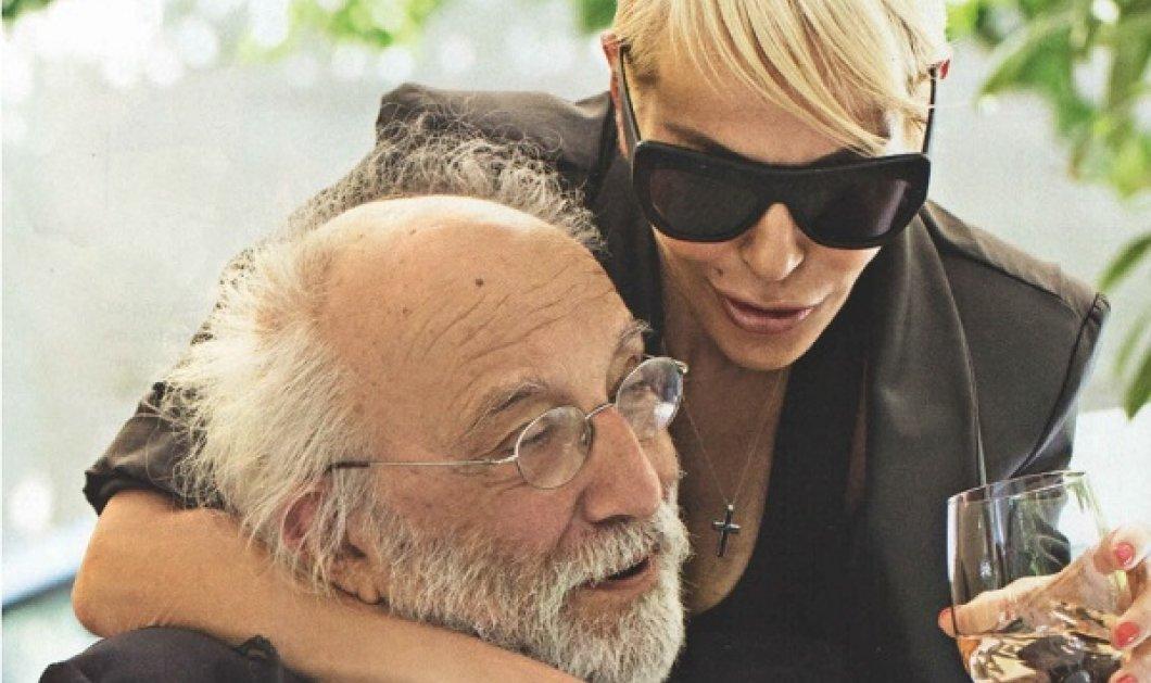 Αλέξανδρος Λυκουρέζος- Νατάσα Καλογρίδη: Πρόταση γάμου & πρώτο καυγαδάκι στην Πλατεία Κολωνακίου  - Κυρίως Φωτογραφία - Gallery - Video