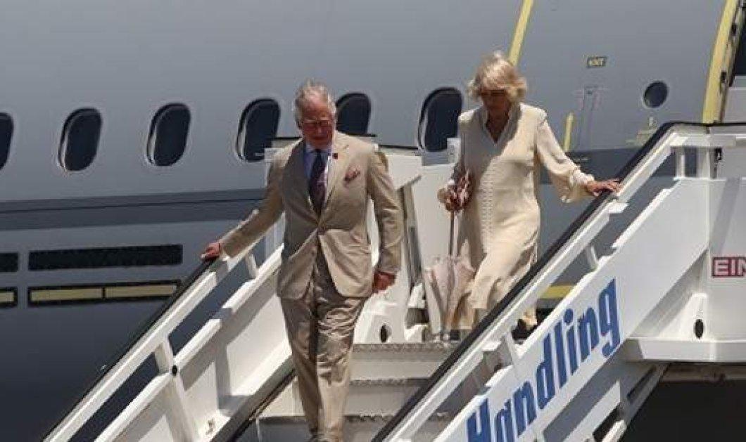 Στην Κρήτη Κάρολος & Καμίλα: Η επίσκεψή τους στην Κνωσό (ΦΩΤΟ) - Κυρίως Φωτογραφία - Gallery - Video
