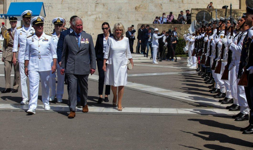 Κάρολος & Καμίλα: Οι πρώτες συναντήσεις του πριγκιπικού ζεύγους & το πρόγραμμά τους στην Αθήνα (ΦΩΤΟ) - Κυρίως Φωτογραφία - Gallery - Video