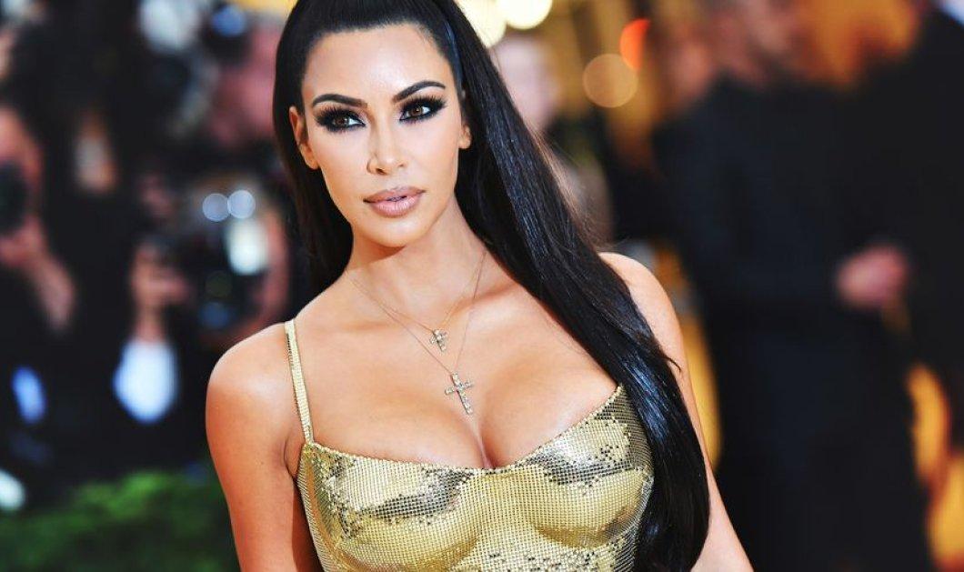 Η Kim Kardashian επιτέλους σοβαρεύτηκε! Eίναι ντυμένη & παρουσιάζει & τα τρία της παιδιά (ΦΩΤΟ) - Κυρίως Φωτογραφία - Gallery - Video