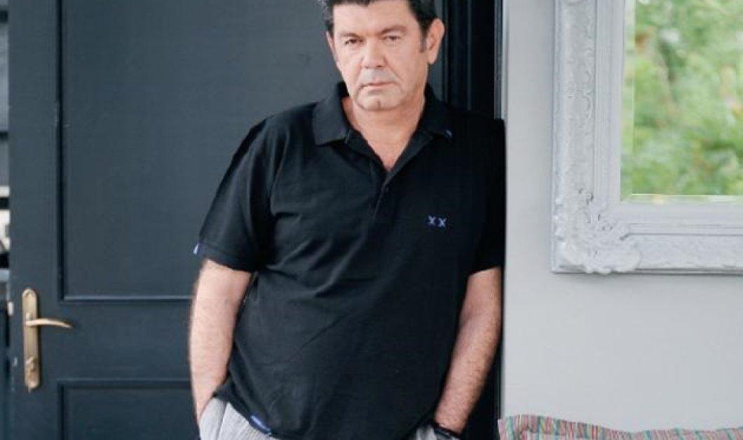 Γιάννης Λάτσιος: Φωτογραφίζει τις κόρες του στην Αντίπαρο- Λάουρα & Βαλέρια στη θάλασσα - Κυρίως Φωτογραφία - Gallery - Video