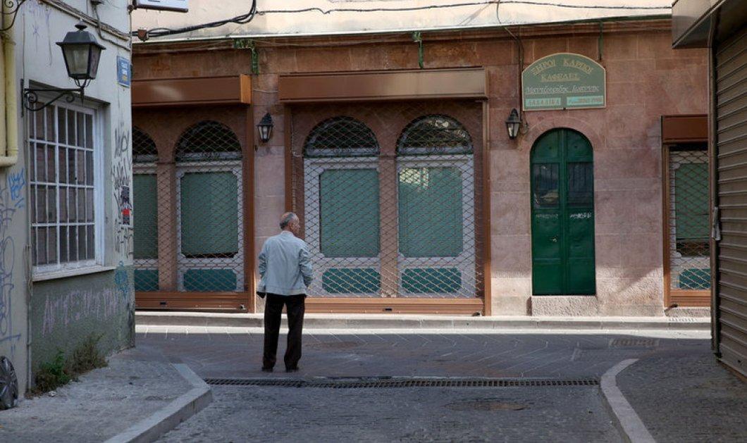 Λέσβος: Κλειστά καταστήματα εν όψει της επίσκεψης Τσίπρα- Κινητοποιήσεις & απεργίες στο νησί (ΦΩΤΟ) - Κυρίως Φωτογραφία - Gallery - Video