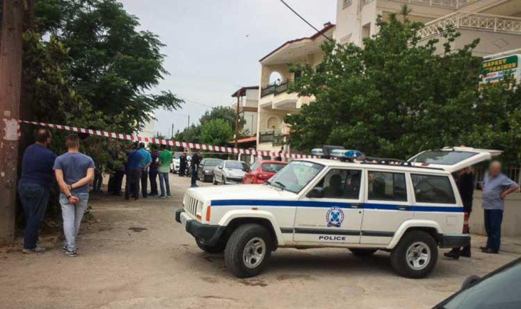 Μάνδρα Αττικής: Δολοφόνησαν 51χρονη στο σπίτι της με σφαίρες στο κεφάλι  - Κυρίως Φωτογραφία - Gallery - Video