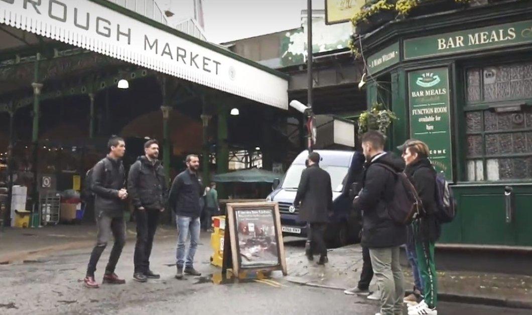 Master Chef: Στο Λονδίνο οι δύο φιναλίστ του μεγάλου τελικού- Η δεύτερη αναμέτρηση - Κυρίως Φωτογραφία - Gallery - Video