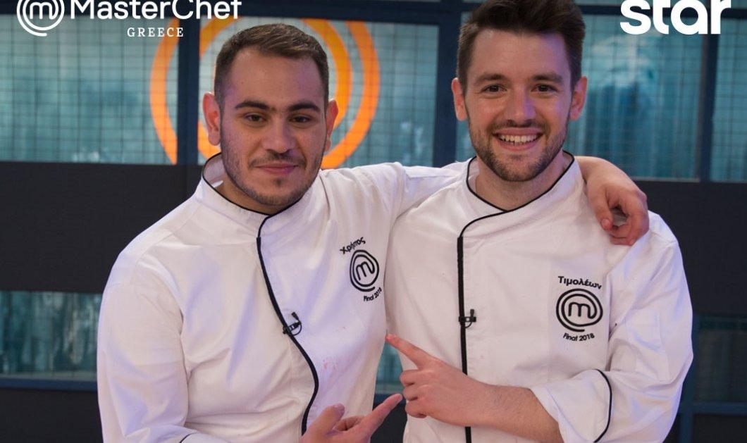 """Απόψε ο μεγάλος τελικός του """"Master Chef""""- Ποιος θα αναδειχθεί νικητής; - Κυρίως Φωτογραφία - Gallery - Video"""