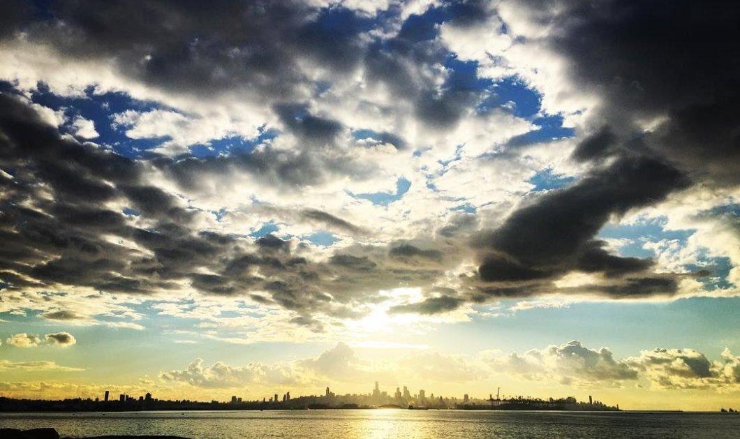 Καιρός: Συννεφιά & ζέστη μας περιμένει σήμερα- Αναλυτικά η πρόγνωση - Κυρίως Φωτογραφία - Gallery - Video