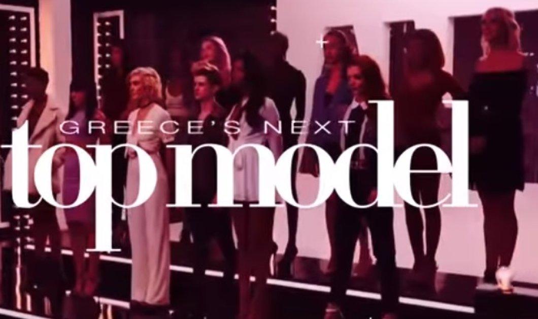 """Το """"Next Top Model"""" επιστρέφει στην Ελλάδα από το Star - Κυρίως Φωτογραφία - Gallery - Video"""