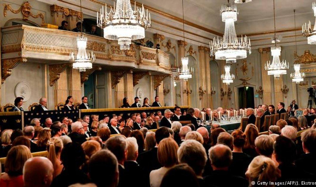 Δεν θα δοθεί φέτος Νόμπελ Λογοτεχνίας- Η ανακοίνωση της Σουηδικής Ακαδημίας & τα σκάνδαλα που οδήγησαν στην απόφαση - Κυρίως Φωτογραφία - Gallery - Video