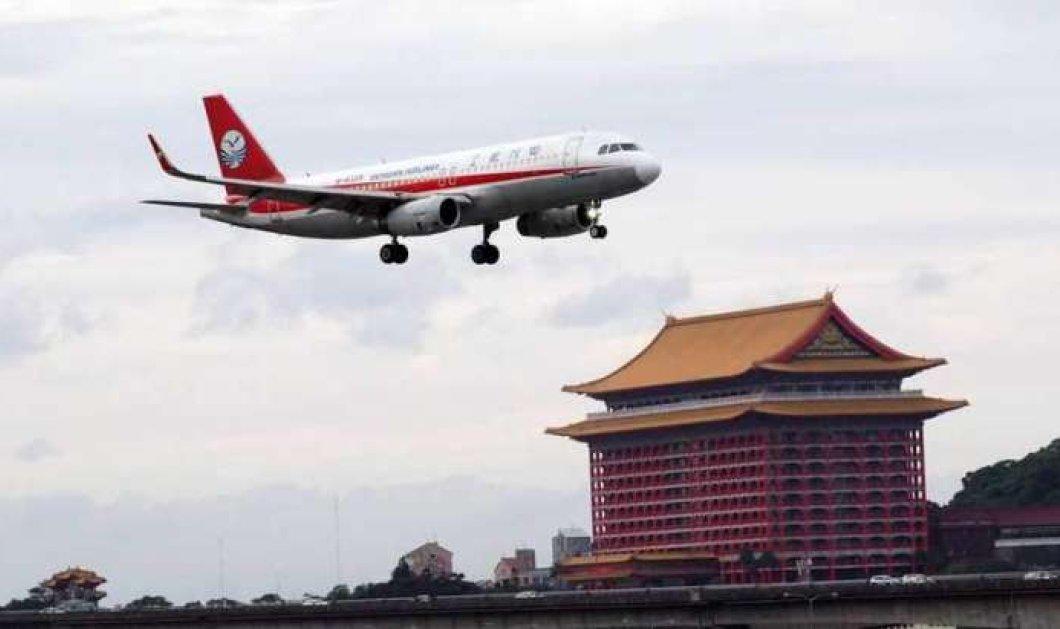 Κίνα: Έσπασε το τζάμι του πιλοτηρίου ενώ πετούσε το αεροσκάφος & ο μισός συγκυβερνήτης βρέθηκε στον αέρα! (ΦΩΤΟ) - Κυρίως Φωτογραφία - Gallery - Video