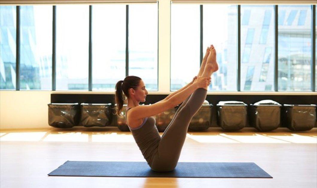 Παγκόσμια ημέρα της λατρεμένης pilates- Ένα 8λεπτο πρόγραμμα για να αναδείξεις τις γραμμές του σώματός σου - Κυρίως Φωτογραφία - Gallery - Video