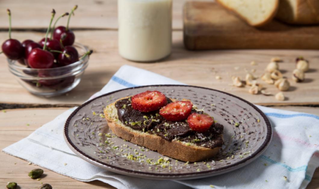 Τρία υπέροχα πρωινά που θα λατρέψετε με φυσική πραλίνα από καρπούς - Κυρίως Φωτογραφία - Gallery - Video