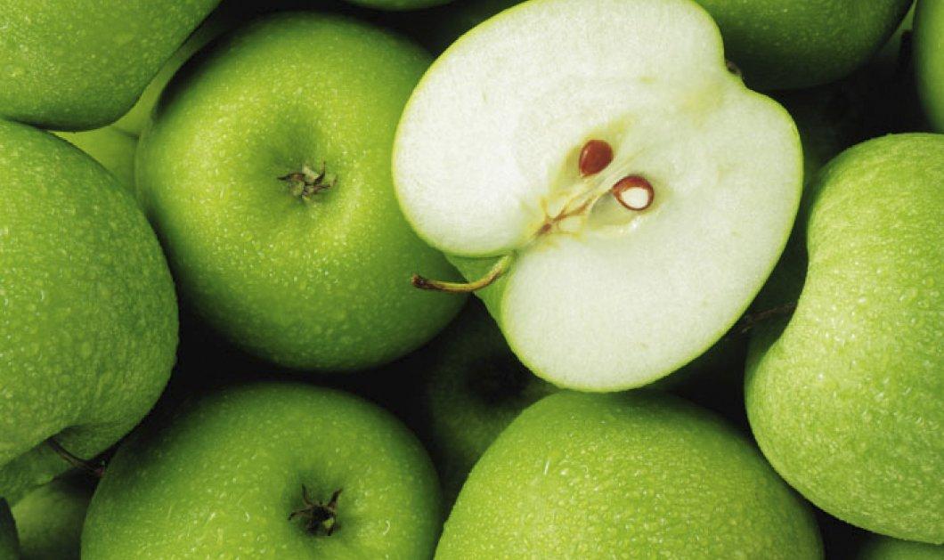 7 ευεργετικές ιδιότητες του πράσινου μήλου - Κυρίως Φωτογραφία - Gallery - Video
