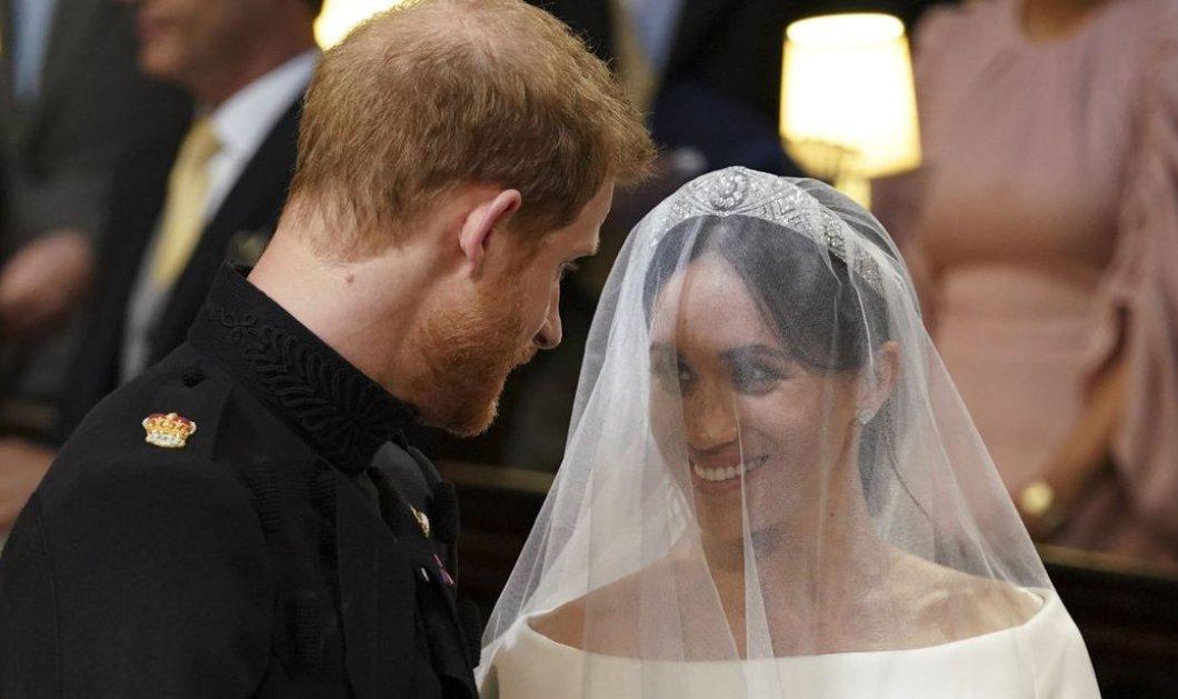 Τα λόγια αγάπης της Meghan για τον πρίγκιπα Harry έκαναν τους καλεσμένους του γάμου τους να δακρύσουν- Το συγκινητικό ποίημα της νέας Δούκισσας - Κυρίως Φωτογραφία - Gallery - Video