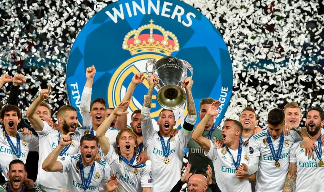 Champions League: έφτασε στη Μαδρίτη η Ρεάλ με το τρόπαιο μετά τη νίκη επί της Λίβερπουλ (VIDEO) - Κυρίως Φωτογραφία - Gallery - Video