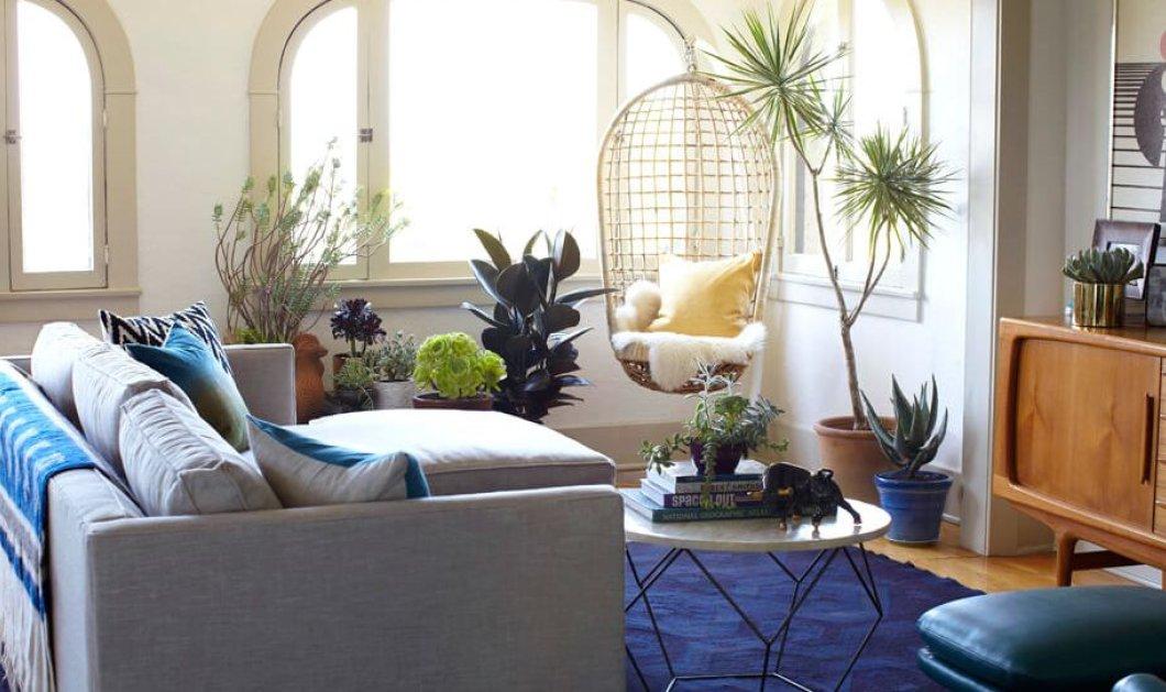 15 τρικ διακόσμησης για να κάνετε το μικρό σαλόνι σας να φαίνεται μεγάλο αλλλά & καλόγουστο - Κυρίως Φωτογραφία - Gallery - Video
