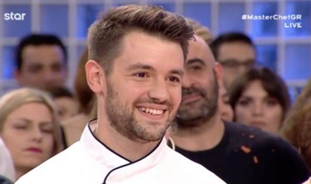 Τιμολέων Διαμαντής: Ο μεγάλος νικητής του Master Chef- Ποιοι τον έχρισαν τελικό νικητή; (ΒΙΝΤΕΟ) - Κυρίως Φωτογραφία - Gallery - Video