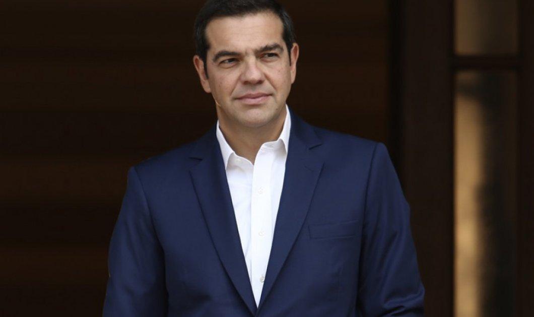 Αλέξης Τσίπρας: Το μήνυμα του Πρωθυπουργού για την Πρωτομαγιά- Η φωτογραφία & οι στίχοι στο twitter - Κυρίως Φωτογραφία - Gallery - Video