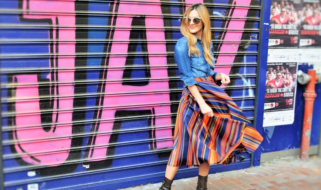 Αποκλειστικό : Πέννυ Παυλίδου και το «Love Skirts»: Το πρώτο ελληνικό online store για sur-mesure φούστες - Κυρίως Φωτογραφία - Gallery - Video