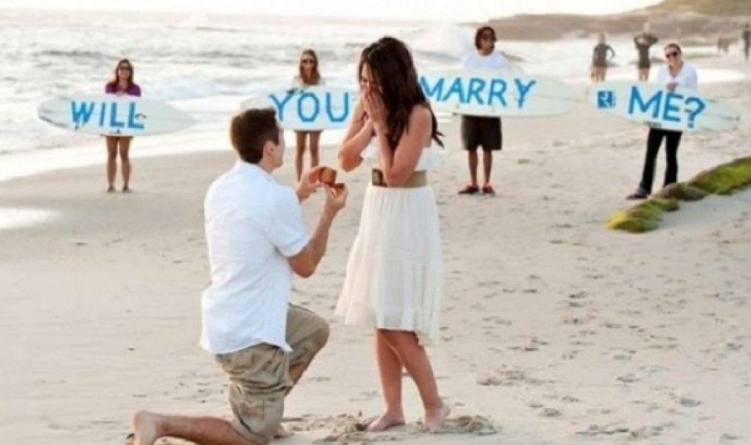 Κεφάλαιο γάμος: Πως θα σου ζητήσει να παντρευτείτε ανάλογα με το ζώδιό του! - Κυρίως Φωτογραφία - Gallery - Video