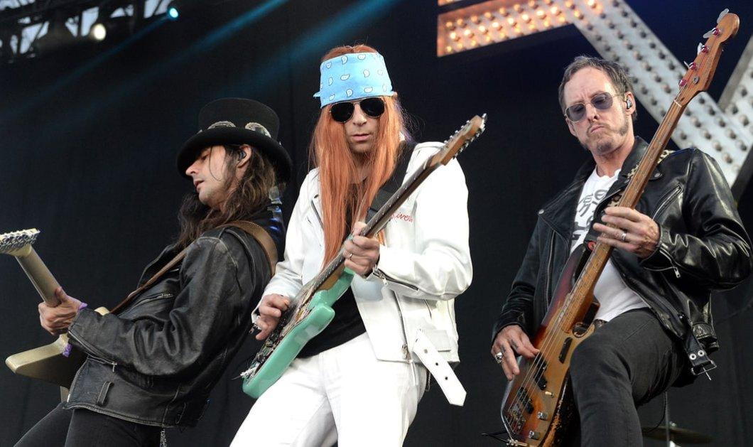Οι Guns N 'Roses γιορτάζουν το επετειακό άλμπουμ τους - Τι ποσό θα κοστίζει; - Κυρίως Φωτογραφία - Gallery - Video