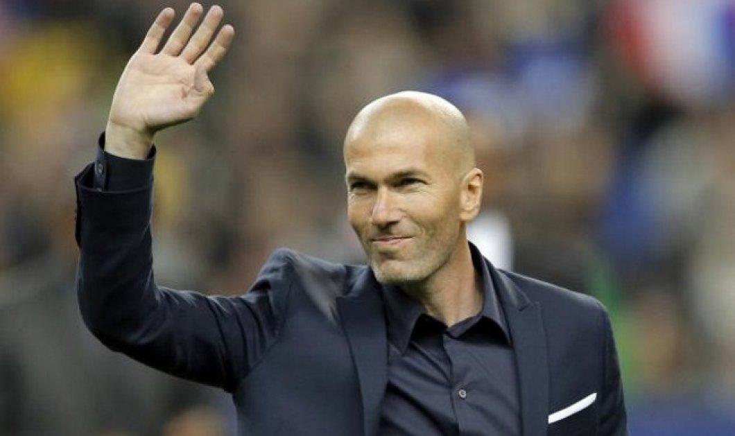 Ο Ζινεντάν Ζιντάν ανακοίνωσε την αποχώρησή του από τη Ρεάλ Μαδρίτης - Τι τον οδήγησε σε αυτή την απόφαση - Κυρίως Φωτογραφία - Gallery - Video
