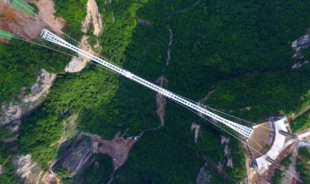 Οι πρώτες «βουτιές» με το πιο επικίνδυνο bungee jumping - Δείτε την πτώση στο βίντεο από ύψος 260 μέτρων  - Κυρίως Φωτογραφία - Gallery - Video