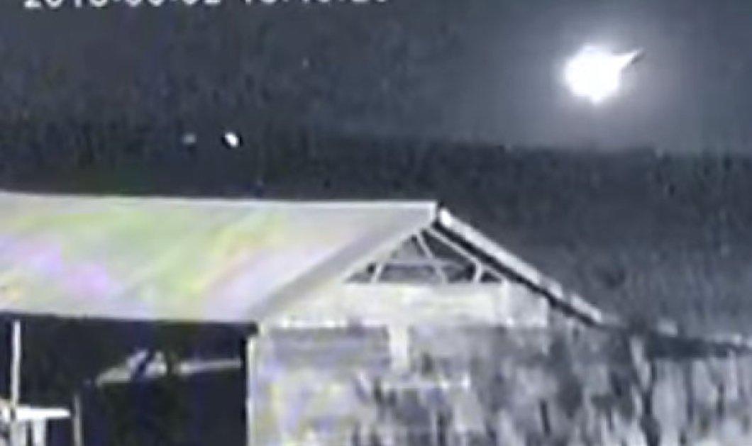 Απίστευτες εικόνες: Αστεροειδής καταστρέφεται πάνω από την Αφρική (ΒΙΝΤΕΟ) - Κυρίως Φωτογραφία - Gallery - Video