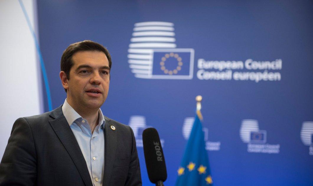Τσίπρας από τη Σύνοδο Κορυφής: «Η Ελλάδα ηγέτιδα δύναμη της Ε.Ε. στα Βαλκάνια» - Κυρίως Φωτογραφία - Gallery - Video