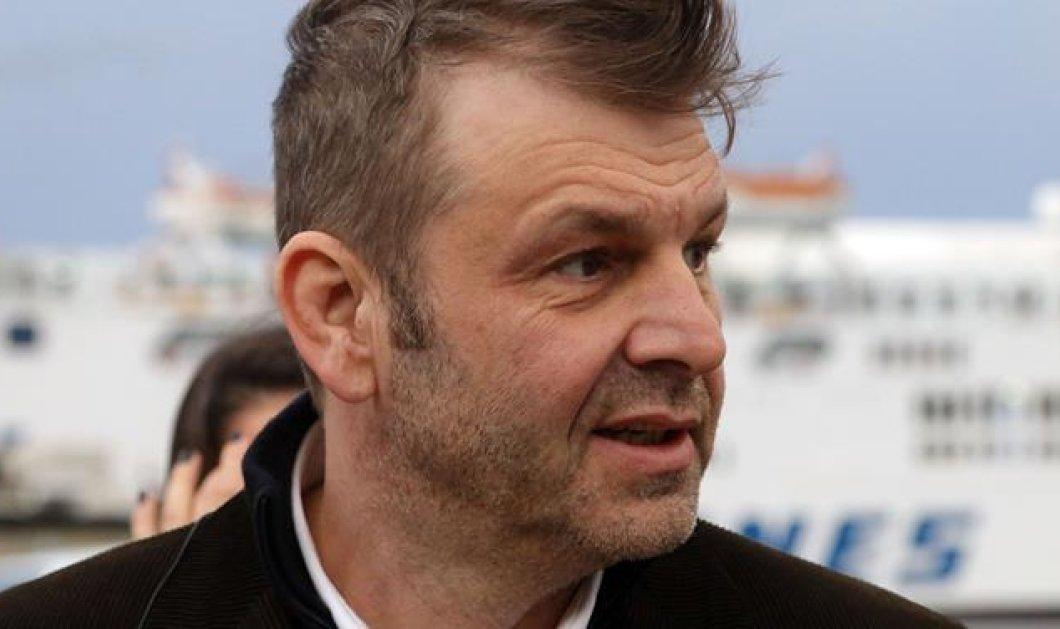 Απόστολος Γκλέτσος: Κατηγορείται ότι χειροδίκησε εναντίον του προέδρου του Αγροτικού Συλλόγου Στυλίδας - Κυρίως Φωτογραφία - Gallery - Video